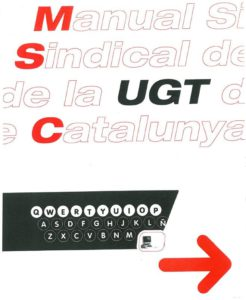 Manual sindical de la UGT de Catalunya