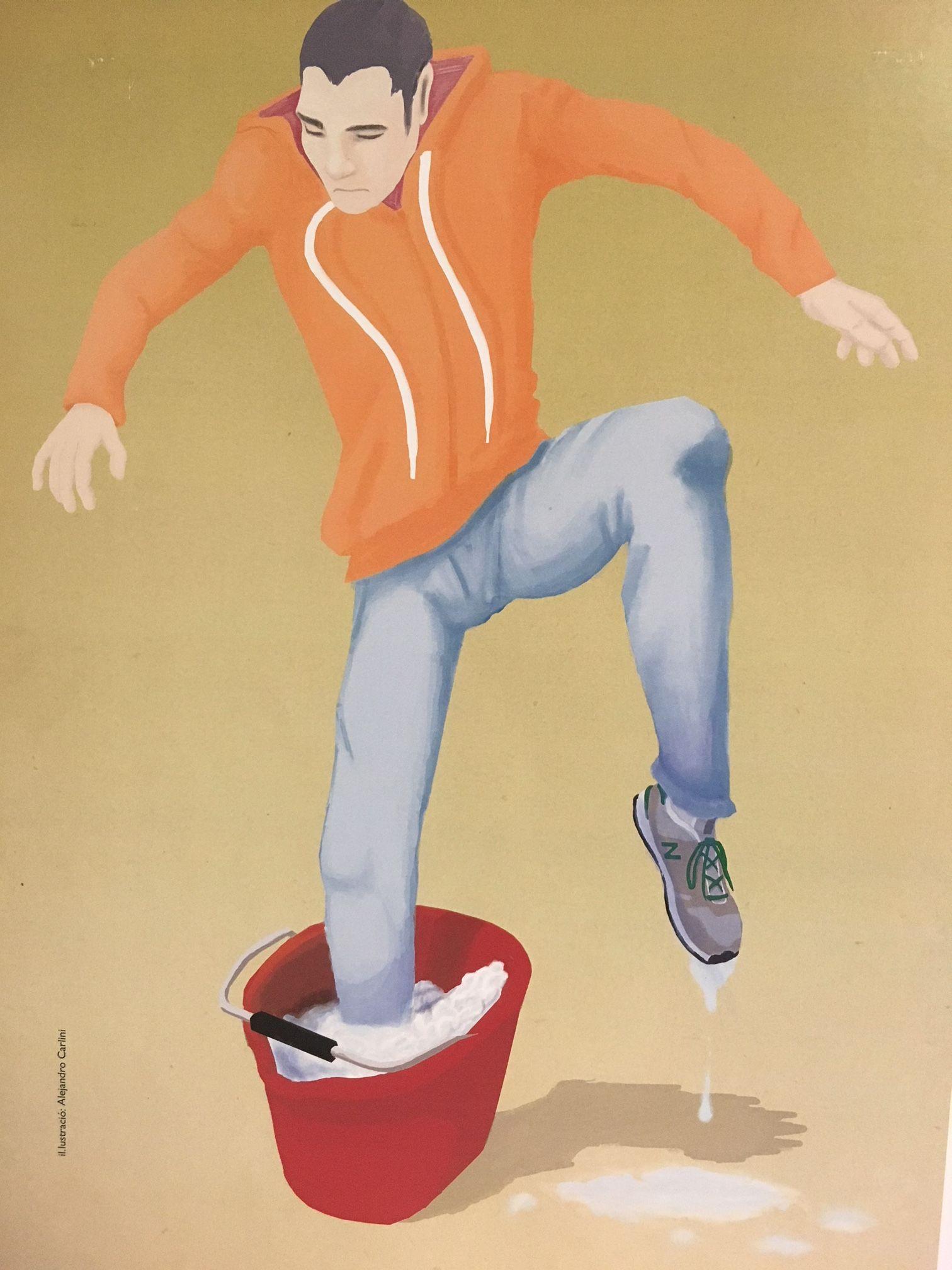 12 Ficar-se de peus a la galleda_Alejandro Carlini