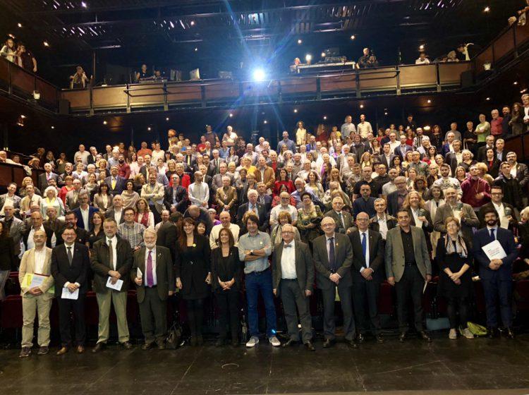 Foto de grup Premis Fabra 241018